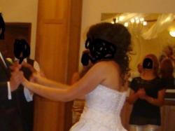 śliczna suknia ślubna 38-40