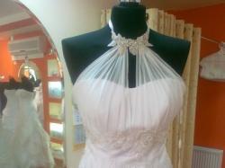 Śliczna suknia ślubna 38-44