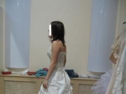 Sliczna suknia slubna!