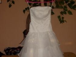 !! Śliczna suknia ślubna !!
