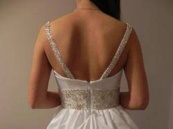 Sliczna suknia slubna