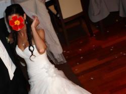 Śliczna Suknia Ślubna DEMETRIOS 3139