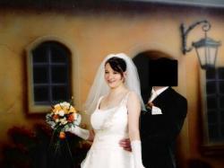 śliczna suknia ślubna+dodatki