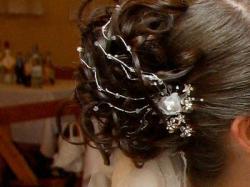Śliczna suknia ślubna + dodatki