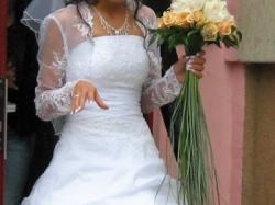 Śliczna suknia Ślubna Duber