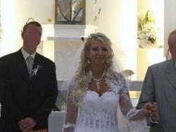 Śliczna Suknia Ślubna Emmi Mariage-Diamante
