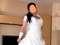 """śliczna suknia ślubna Emmi Mariage """"Mirella"""" kolekcja 2011"""