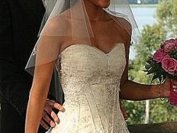Śliczna Suknia ślubna Farage Galaxy
