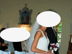 Śliczna suknia ślubna firmy Karina