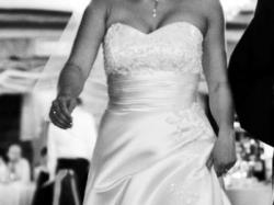 Śliczna suknia ślubna firmy Veromia