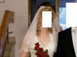 śliczna suknia ślubna- Kielce