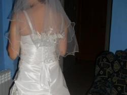 Śliczna suknia ślubna - Kielce