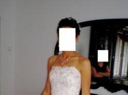 Śliczna suknia ślubna Marica z kolekcji 2009