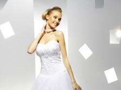 Śliczna suknia ślubna model SISI kolekcja Anabelle r 36