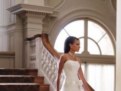 Śliczna suknia ślubna Mon Cheri Jolie 29245