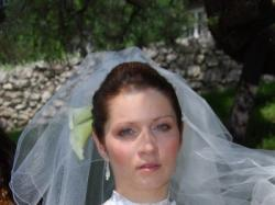 Śliczna suknia ślubna na 155 cm wzrostu