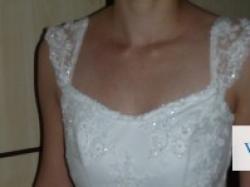 Sliczna suknia ślubna OKAZJA!