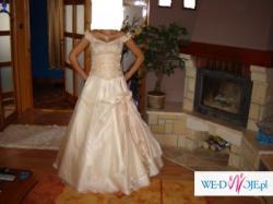 Śliczna suknia ślubna! OKAZJA!!!