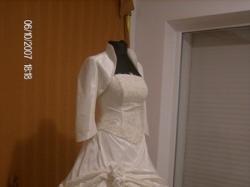 śliczna suknia ślubna- OKAZJA!!!