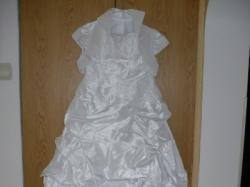 Śliczna suknia ślubna OKAZJA!!!! TYCHY