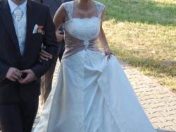Śliczna suknia ślubna OreaSposa L508 roz. 34 / 36