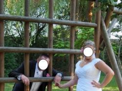 śliczna suknia ślubna polecam!!