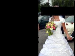 Śliczna suknia ślubna POLECAM!!!!