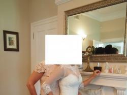 Śliczna suknia ślubna!!! POLECAM!!!
