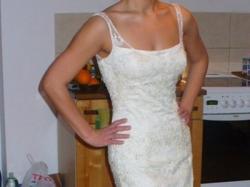 Śliczna suknia ślubna Pronovias London