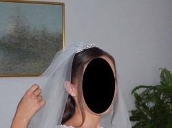 sliczna suknia ślubna roz. 34/36