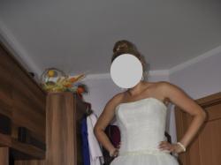 śliczna suknia ślubna roz.40