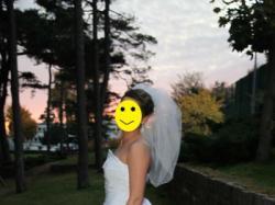 ŚLICZNA SUKNIA ślubna rozm. 38 + buty rozm. 39
