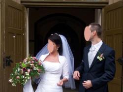 Śliczna suknia ślubna - rozm. 38 - wzór Maggie Sottero