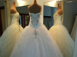 Śliczna suknia Ślubna rozmiar 36-40
