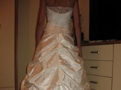 Śliczna suknia ślubna rozmiar 36