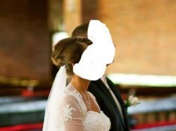 Śliczna suknia ślubna Sweetheart - biała roz.36