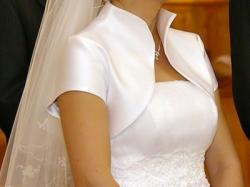 Sliczna suknia slubna Vanessa