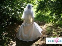 Śliczna suknia ślubna VIVIEN-KIJÓW