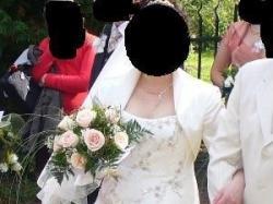 Śliczna suknia ślubna w dobrej cenie!!!