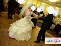 Śliczna suknia ślubna - WARTO!