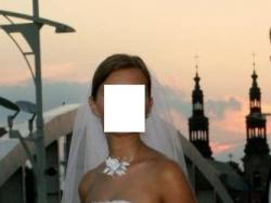 Śliczna suknia ślubna z gratisami! SUPER OKAZJA