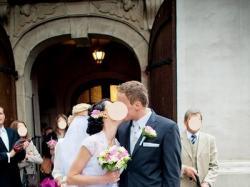 Śliczna Suknia Ślubna z Salonu Annais*2011*34-36*