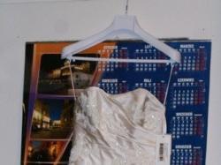 Śliczna suknia ślubna z salonu MADONNA, kolekcja ATELIER DIAGONAL model 1856