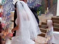 Śliczna suknia ślubna z salonu Madonna + welon!!! 2011