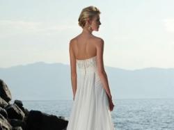 Śliczna suknia ślubna za 322 zł + koszty przesyłki! NOWA!