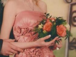Śliczna suknia/sukienka na ślub cywilny, bal lub wesele