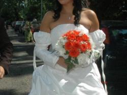Śliczna suknia TANIO!!!