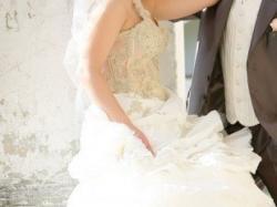 śliczna suknia!!!TANIO!!!
