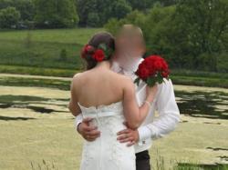 Śliczna suknia WINGS BRIDAL - rozmiar 38