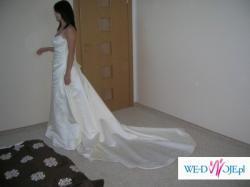 śliczna suknia z kolekcji SAN PATRIC model RAMAJE